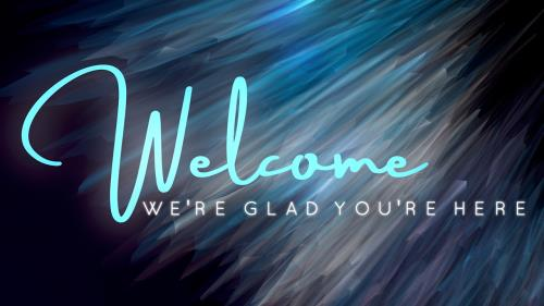 Download Worship Welcome Backgrounds