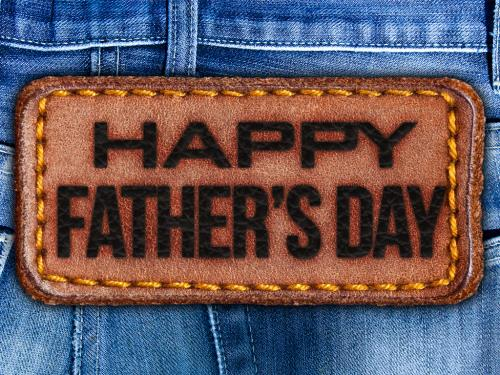 Church PowerPoint Template: Father's Day Jeans ...