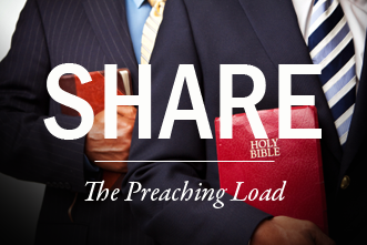 View article Why You Should Share The Preaching Load