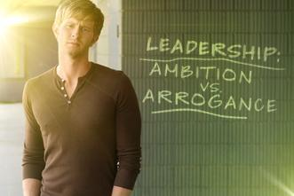 View article Leadership Character: Ambition Vs. Arrogance