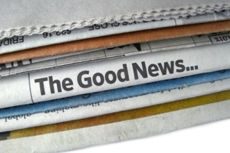 View article Is There Good News In Your Sermon?