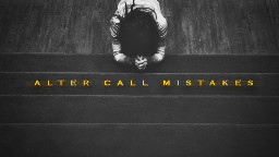 View article You've Given The Altar Call: Now Watch Out For 7 Mistakes Afterward