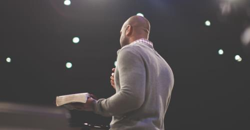View article Eight Reasons We Preach
