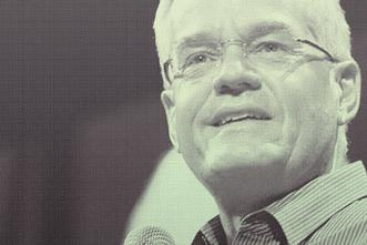 View article Bill Hybels: Do You Have A White-Hot Vision?