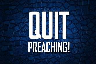 View article Quit Preaching And Start Facilitating? A Bold Proposal