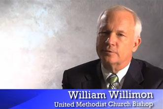 View article Will Willimon: The Lectionary Keeps My Preaching Fresh