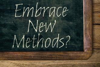 View article Why Won't Some Preachers Embrace New Methods?
