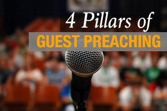 View article Do You Know The 4 Pillars Of Guest Preaching?