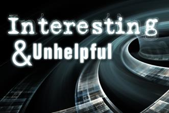 View article How To Be Interesting—and Unhelpful