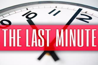 View article So You Waited Until The Last Minute To Start Sermon Prep