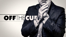 View article Off The Cuff: A Sermon Outline You Can Use If You Don't Have Time To Prepare
