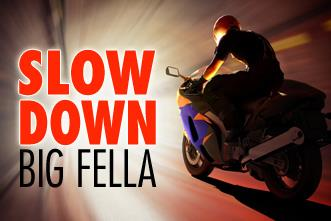 View article Slow Down, Big Fella—what A Motorcyclist Taught Me About Preaching