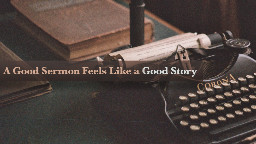 View article A Good Sermon Feels Like A Good Story: 7 Minutes With Fred Craddock