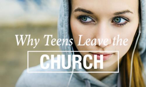 View article The Research Is In--This Is The #1 Reason Students Leave The Church