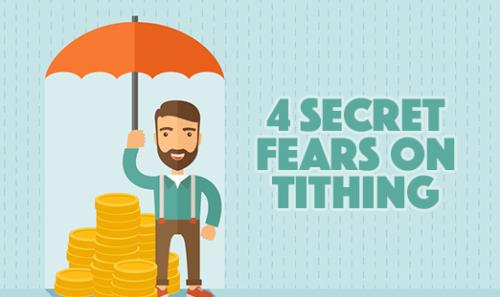 View article 4 Secret Fears We Have About Preaching On Tithing
