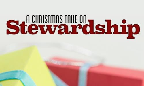 View article A Christmas Take On Stewardship