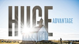 View article Turn Your (Small) Church's Limitations Into (Huge) Advantages