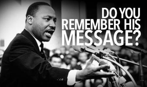 View article We Remember Dr. King But Have We Missed His Message?