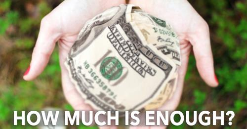 View article How Much Is Enough? The Only Safe Rule For Giving