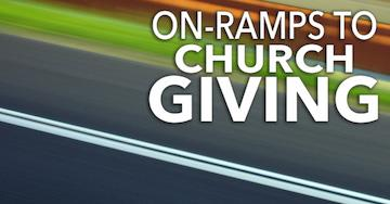 "View article 5 ""On-Ramps"" To Drive Giving To Your Church"