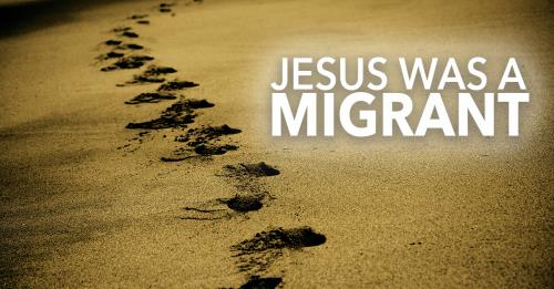 View article Jesus Was A Migrant (So Were Abraham, Joseph, And The Jewish People)