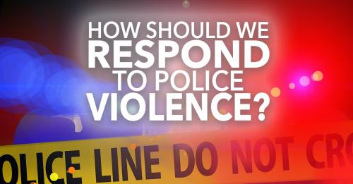 View article Four Things To Consider After The Police Shootings