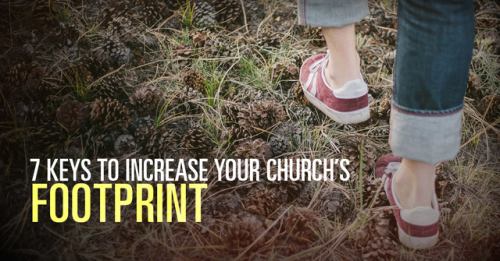 View article 7 Keys To Increasing Your Church's Footprint