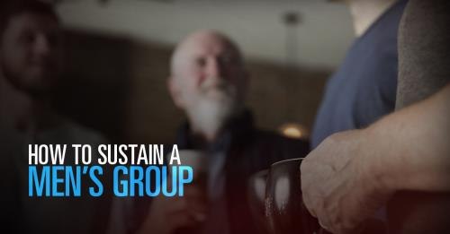 View article Five Tips For Sustaining A Men's Group Ministry