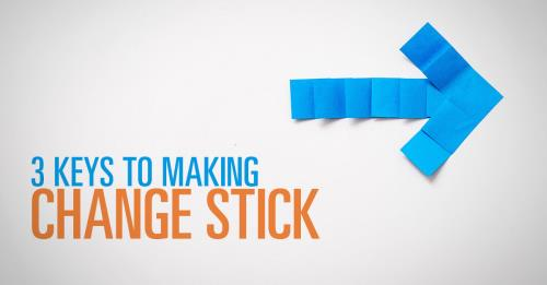 View article 3 Keys To Making Change Stick In Your Church