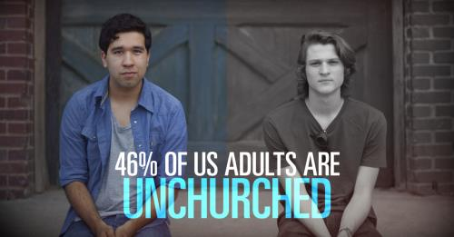 View article 46% Of Us Adults Now Unchurched