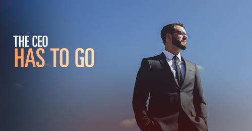 View article Pastors: The Ceo Has To Go