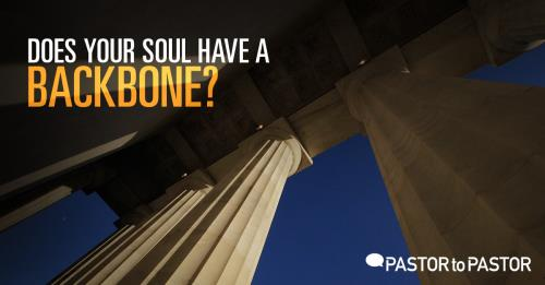 View article Does Your Soul Have A Backbone?
