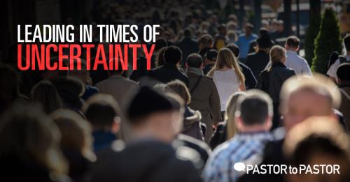 View article Leading In Times Of Uncertainty