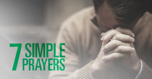 View article Seven Simple Prayers