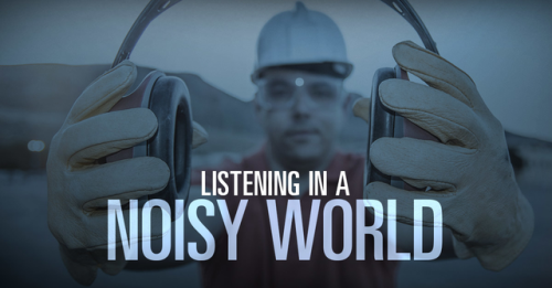 View article Listening In A Noisy World