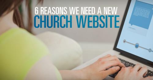 View article 6 Things I Heard That Convinced Me We Needed A New Church Website