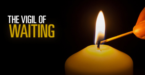 View article The Vigil Of Waiting In Advent