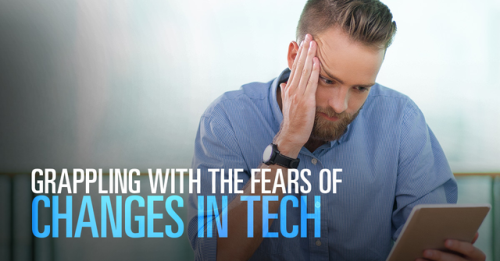 View article Grappling With The Fears Of Technological Change