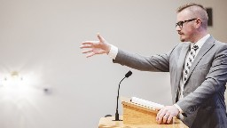 View article The Chief End Of Preaching