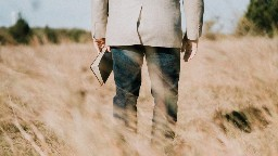 View article A Word To The Small Town Pastor
