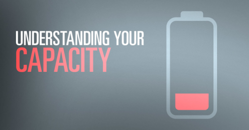 View article Understanding Your Capacity