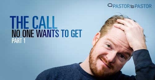 View article The Call No One Wants To Get - Part 1