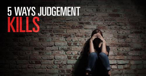 View article 5 Ways Judgmental Christians Are Killing Your Church