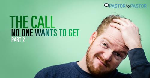 View article The Call No One Wants To Get - Part 2