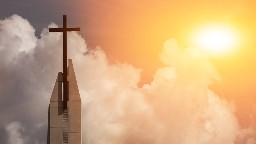 View article When The Church Exists For Itself