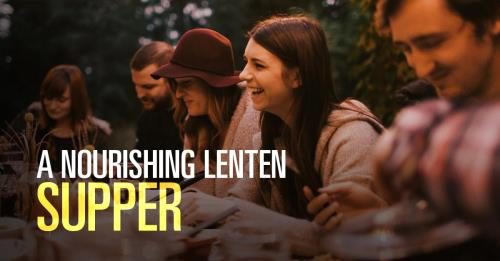 View article A Lenten Supper