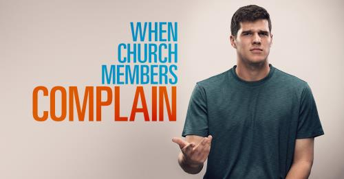 View article When Church Members Insist On Their Rights.