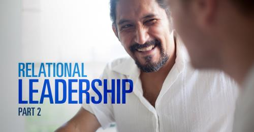 View article Relational Leadership  Part 2