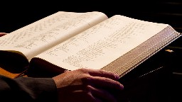 View article The Hottest Thing At Church Today