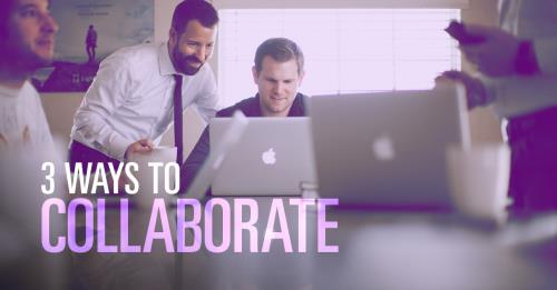 View article 3 Ways To Collaborate In Sermon Preparation